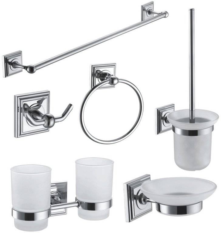 Набор для ванной комнаты - 125 фото обязательных принадлежностей и особенности их применения