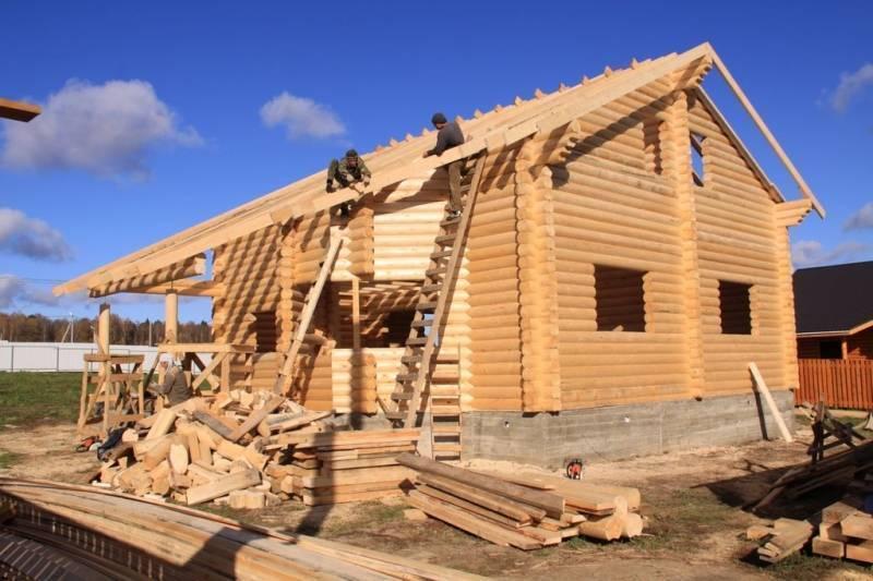 Профилированный брус: плюсы и минусы дома из бруса | деревянные материалы и их применение в строительстве | журнал дока