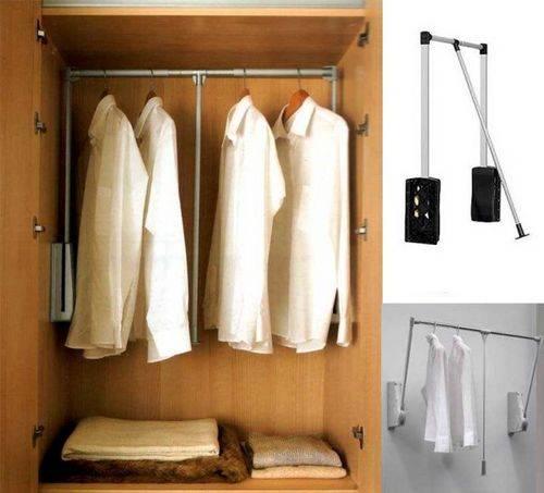 9 советов по дизайну маленькой гардеробной в квартире + фото   строительный блог вити петрова