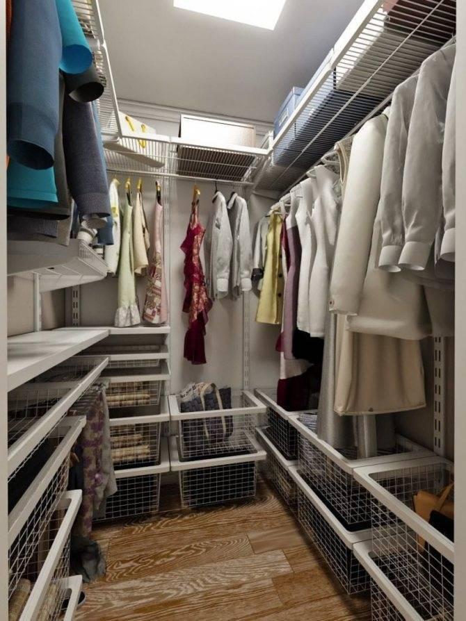 Вентиляция в гардеробной комнате: варианты организации