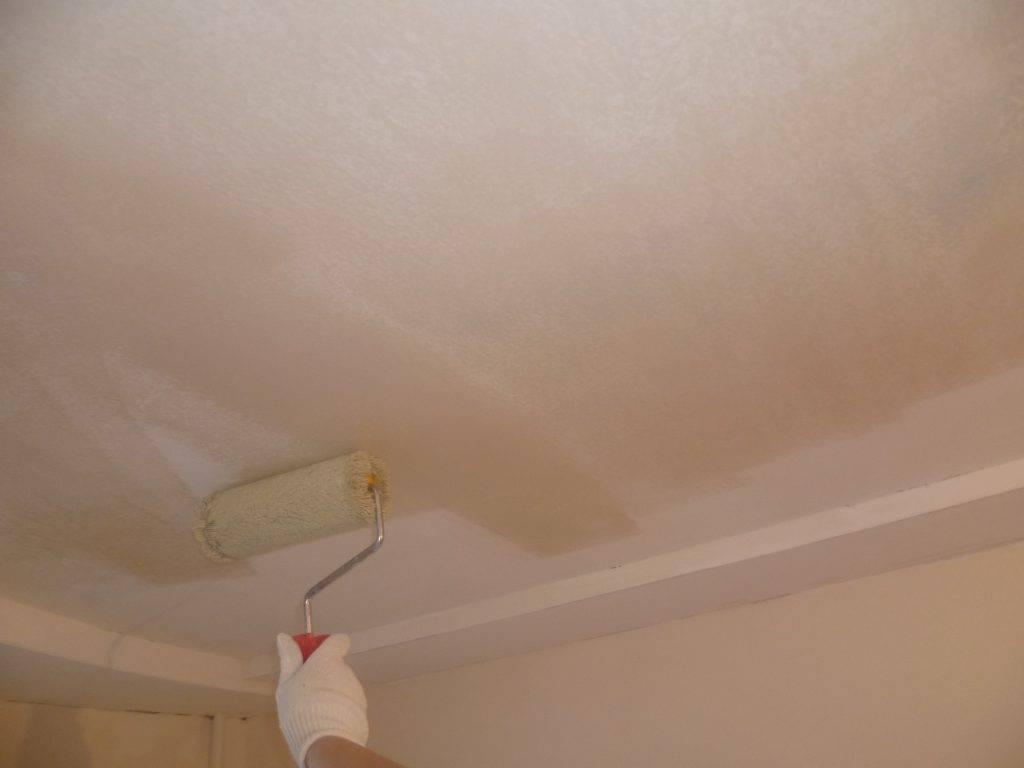 Ремонт потолка в квартире: после протечки, капитальный, косметический