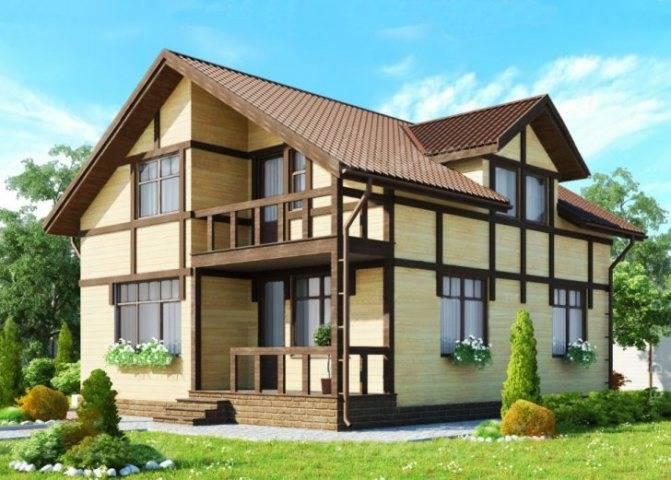 Из чего лучше строить дом— секреты использования разных материалов