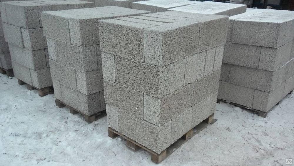 Полистиролбетонные блоки: отзывы о построенных домах