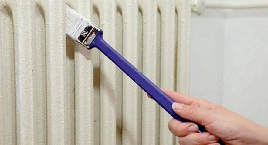 Краска для радиаторов отопления: виды, процесс подготовки и покраски | гид по отоплению