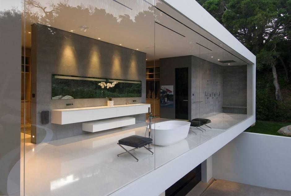 Проекты домов из стекла и бетона. проекты домов и коттеджей с панорамным остеклением дом из стекла и дерева своими руками