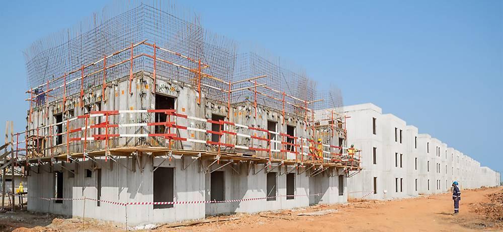 Технологии строительства многоэтажных жилых домов — elite-k