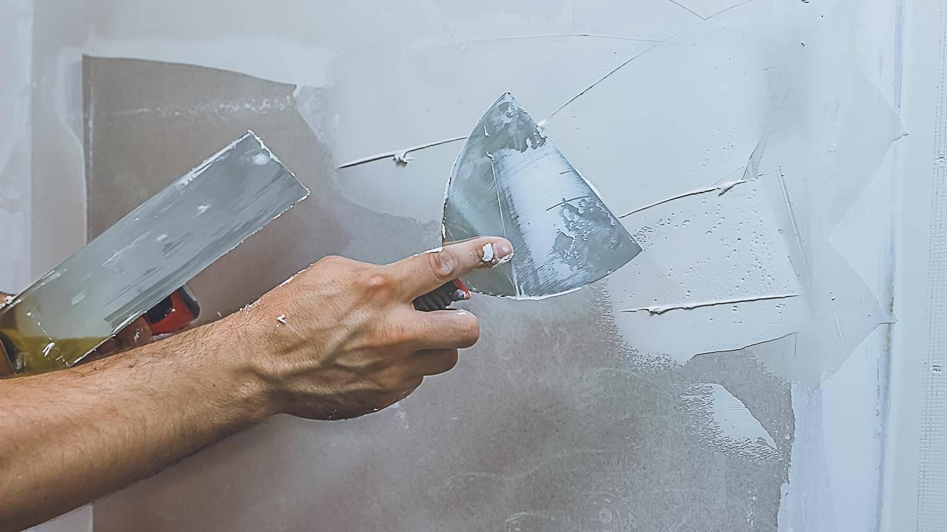 Шпаклевание стен своими руками - пошаговые инструкции!
