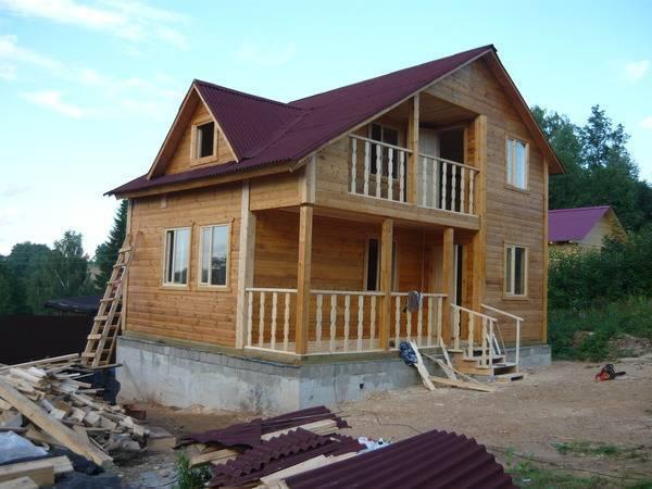 Какой дом лучше построить деревянный или карпичный