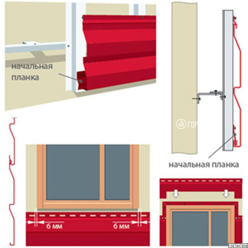 Монтаж металлосайдинга. как сделать, оборудование, стоимость