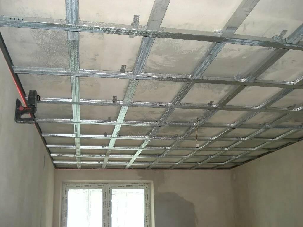 Демонтаж потолка из гипсокартона своими руками: видео