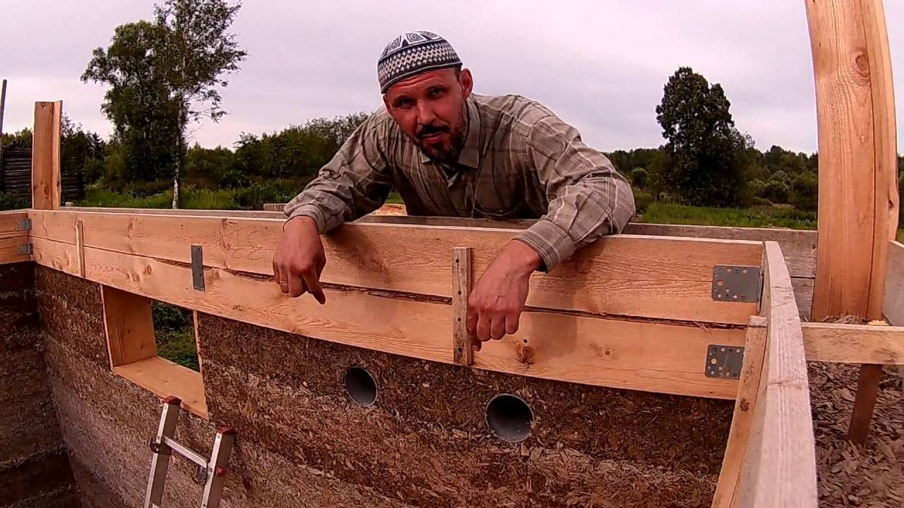 Опилкобетон: отзывы строителей. монолитные стены из опилкобетона