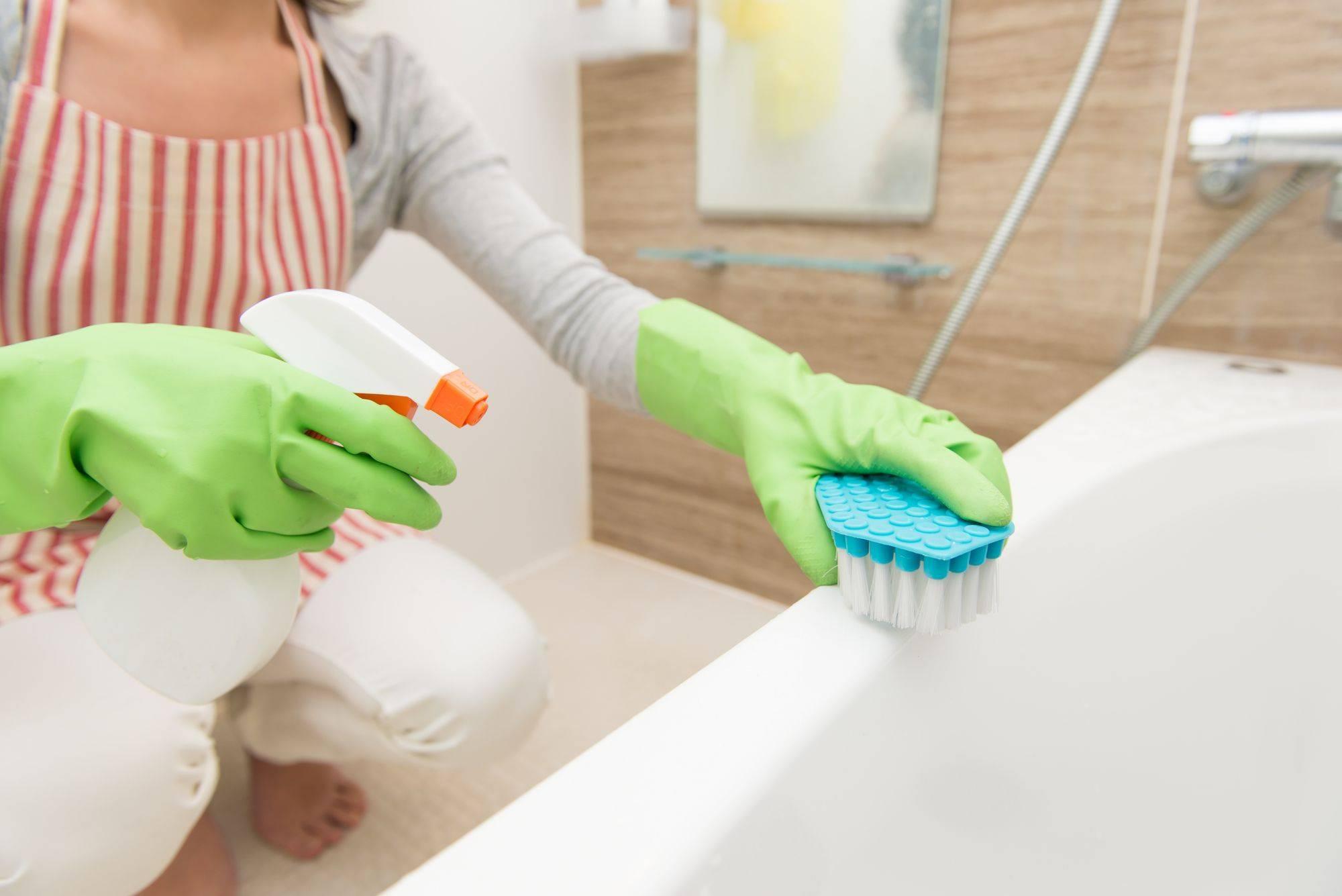 Чёрная плесень в ванной как избавиться - все о канализации