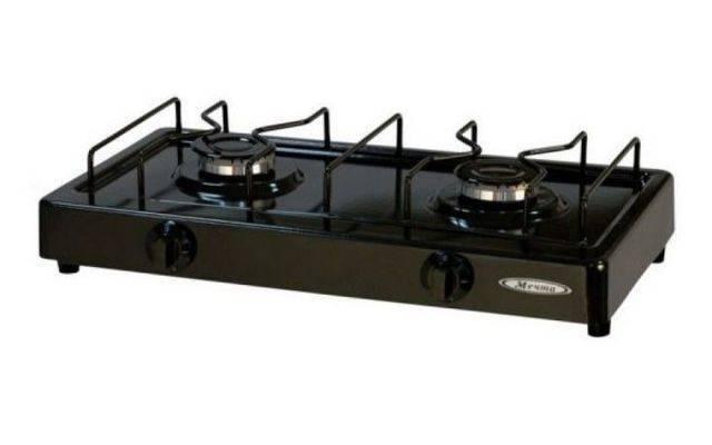 Особенности выбора лучшей балонной газовой плиты для дачи