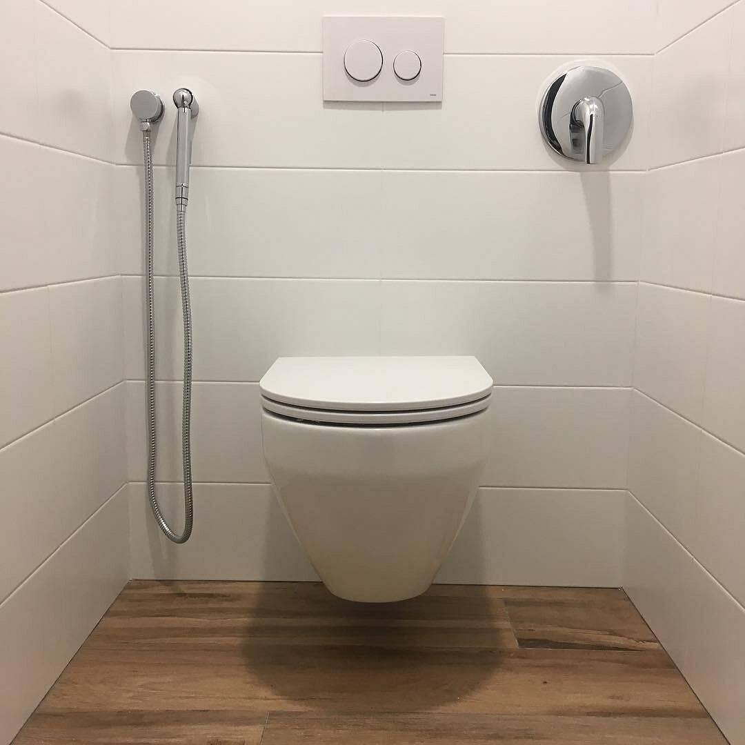 Что такое гигиенический душ - как выбрать смеситель для унитаза или биде, способы монтажа и цены
