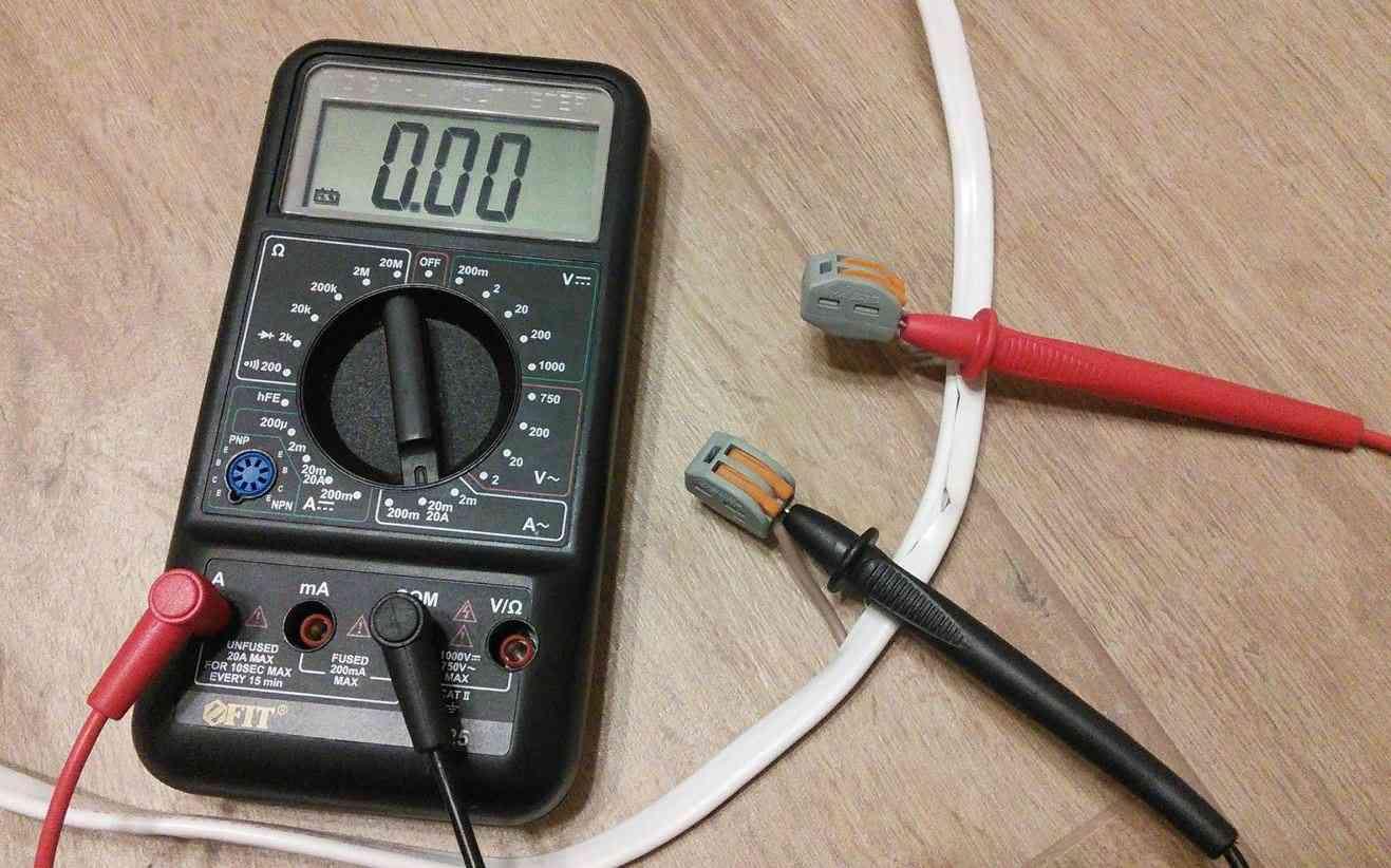 Как пользоваться мультиметром - инструкция для начинающих