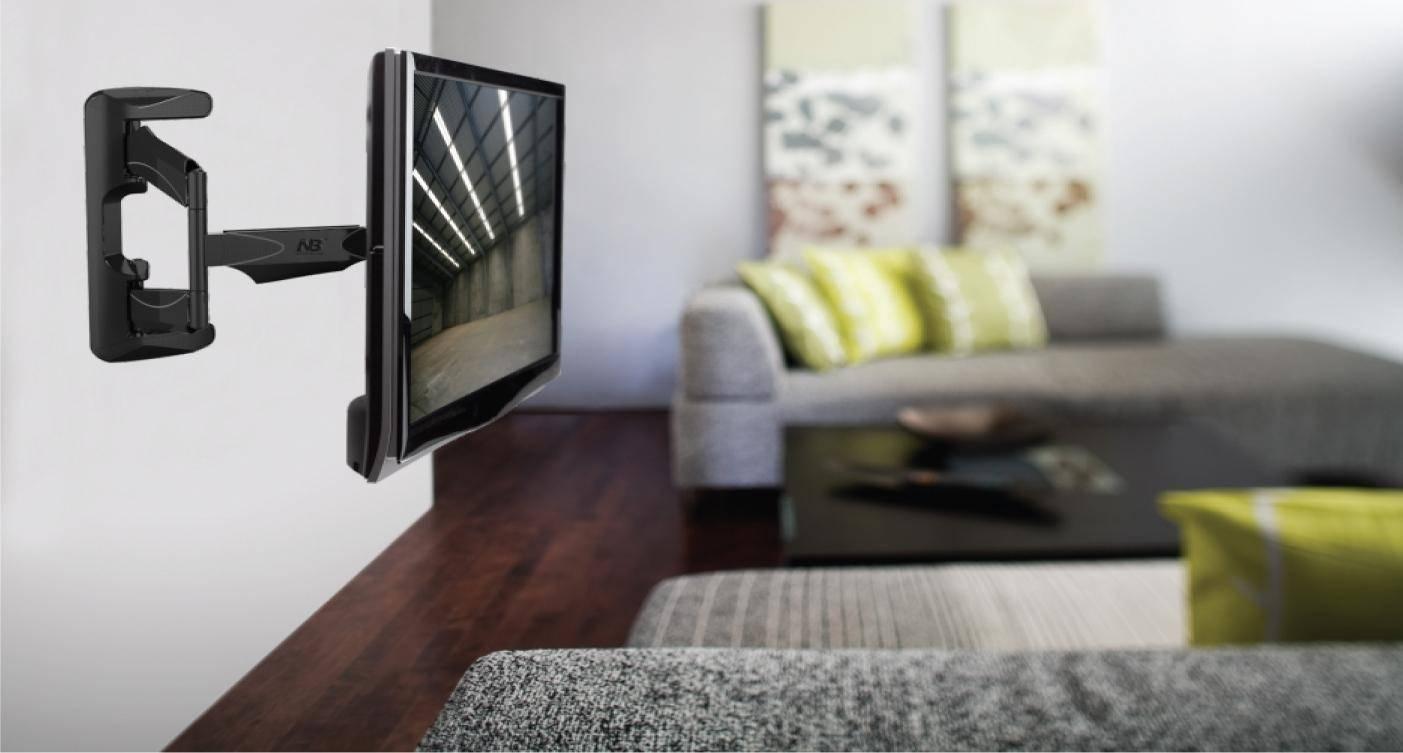 Как повесить телевизор на стену - пошаговая инструкция