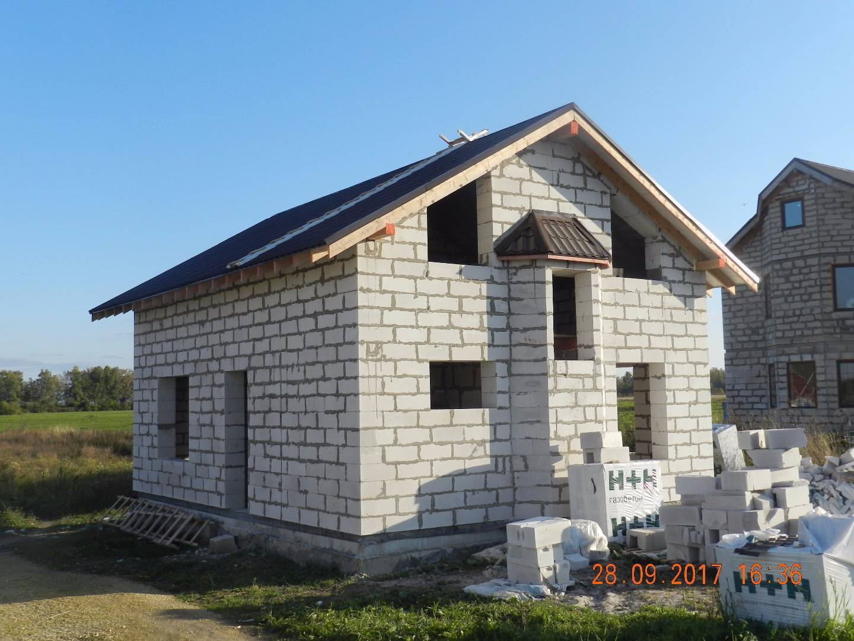 Дома из газосиликатных блоков — особенности строительства