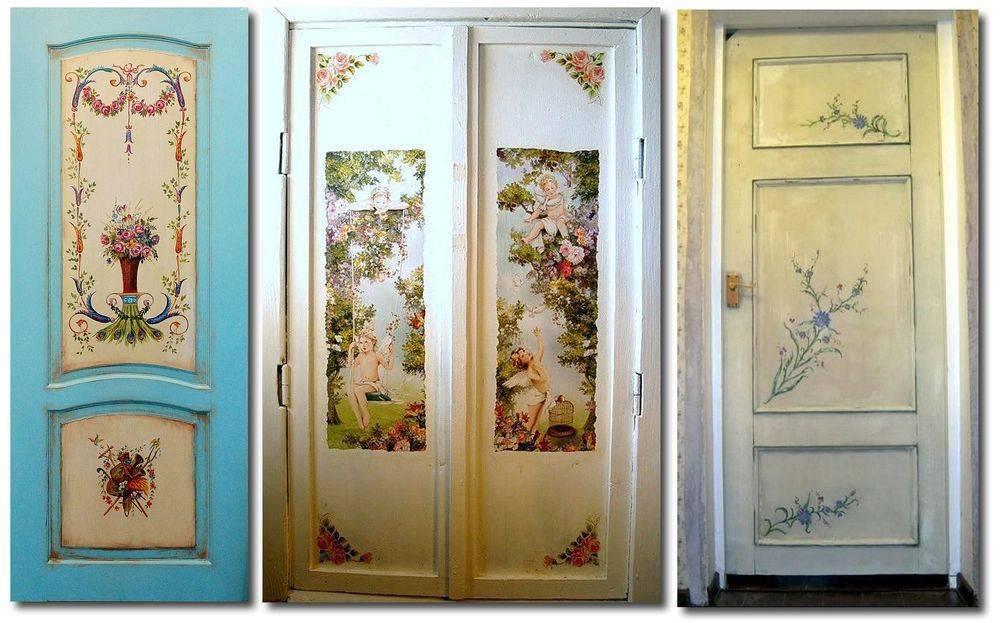 ᐉ как обновить старую дверь своими руками, как отреставрировать межкомнатную дверь, видео