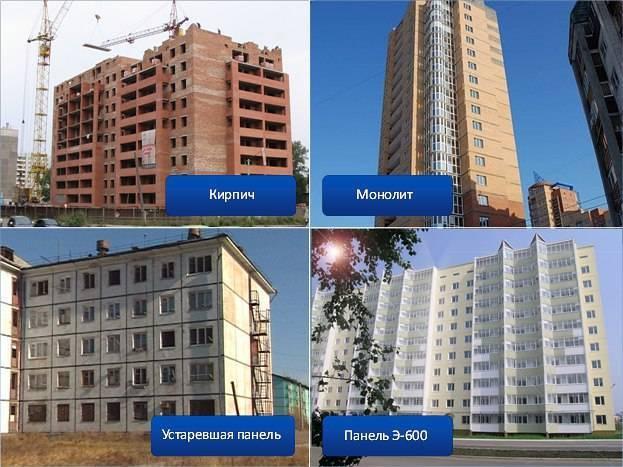 Какой дом лучше кирпичный, монолитные или панельный: выбираем между кирпичом, монолитом и панелью