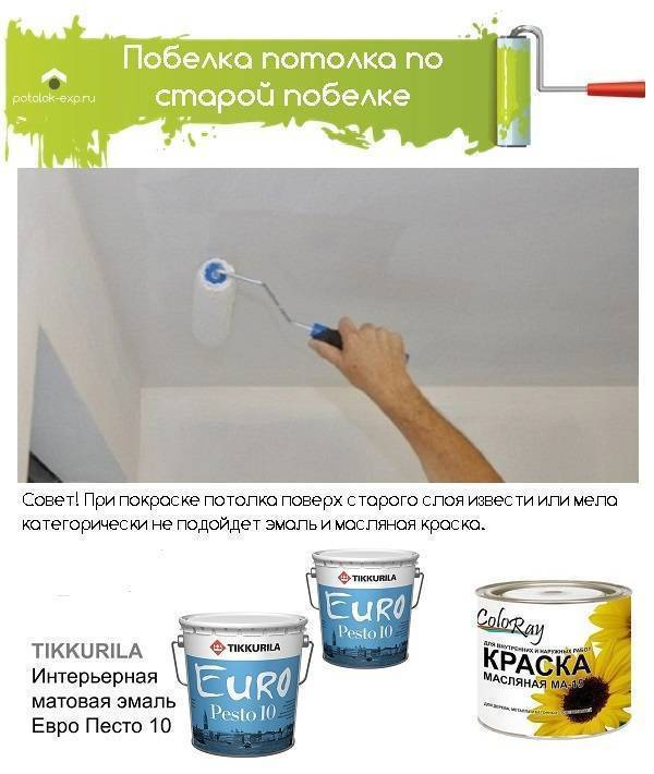 Каким валиком красить потолок: инструкция как выбрать и применять своими руками, видео и фото