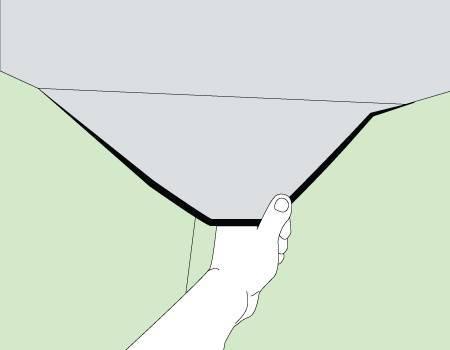 Сам себе монтажник: как снять натяжной потолок своими руками