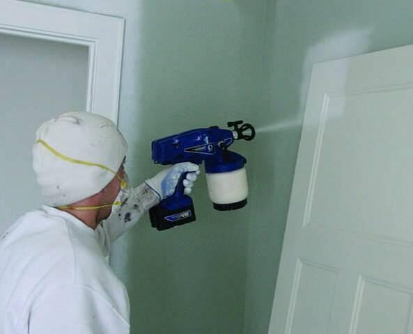Выбираем краскопульт для водоэмульсионной краски