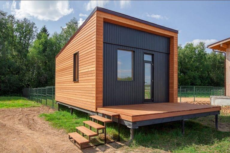 Форматы / типы индивидуальных жилых домов