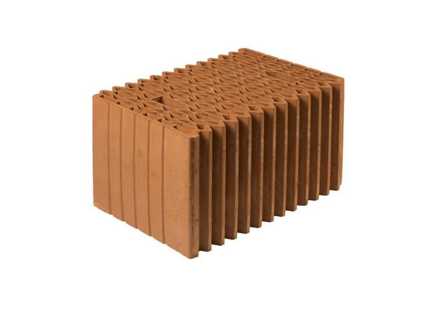 Керамические блоки: виды, характеристики, преимущества и недостатки
