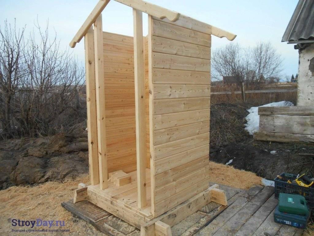 Как построить туалет на даче своими руками - размеры, чертежи, фото - квартира, дом, дача - медиаплатформа миртесен