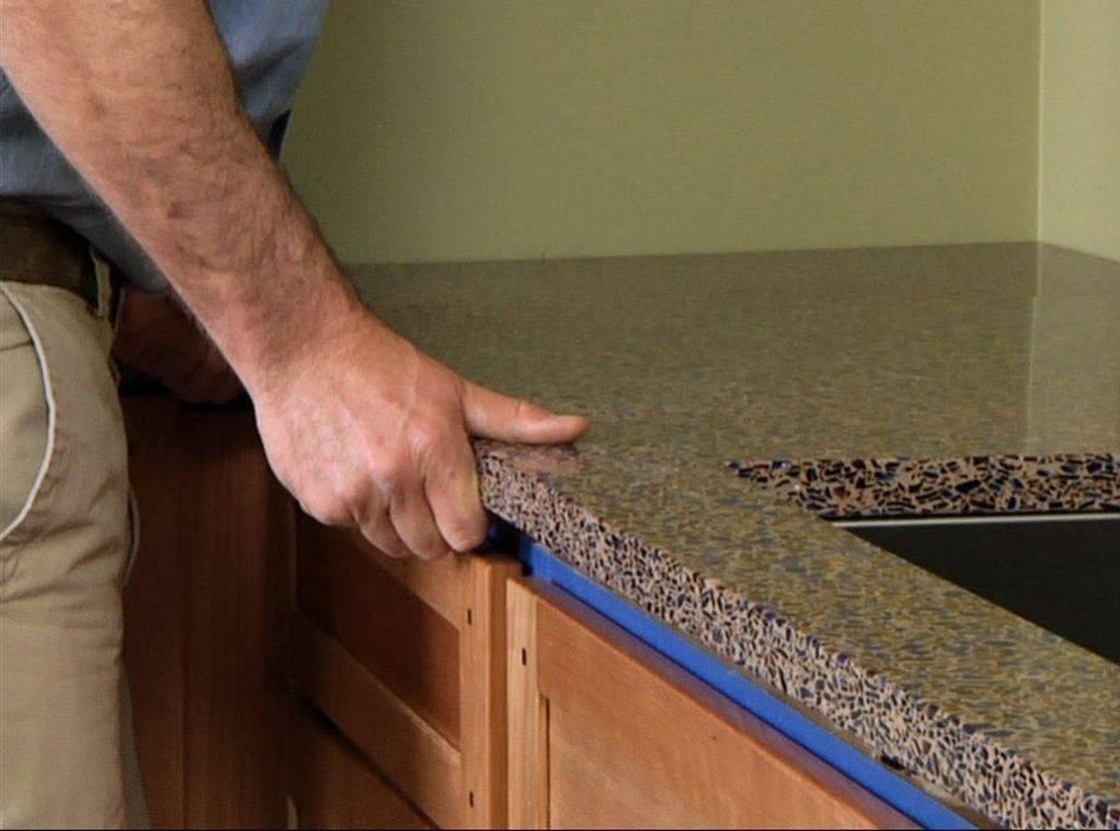 Как выбрать столешницу из искусственного камня: 7 полезных советов | строительный блог вити петрова