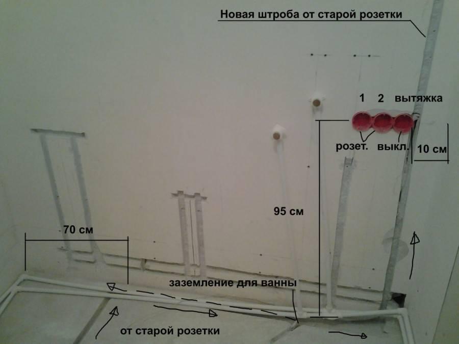 Высота розеток от пола в квартире: на каком расстоянии и как правильно должны устанавливаться штепсельные или европейские розетки, минимальная высота для размещения
