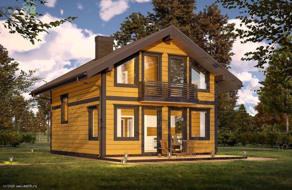 Двойной брус: особенности строительства тёплого дома по финской технологии, её преимущества и недостатки