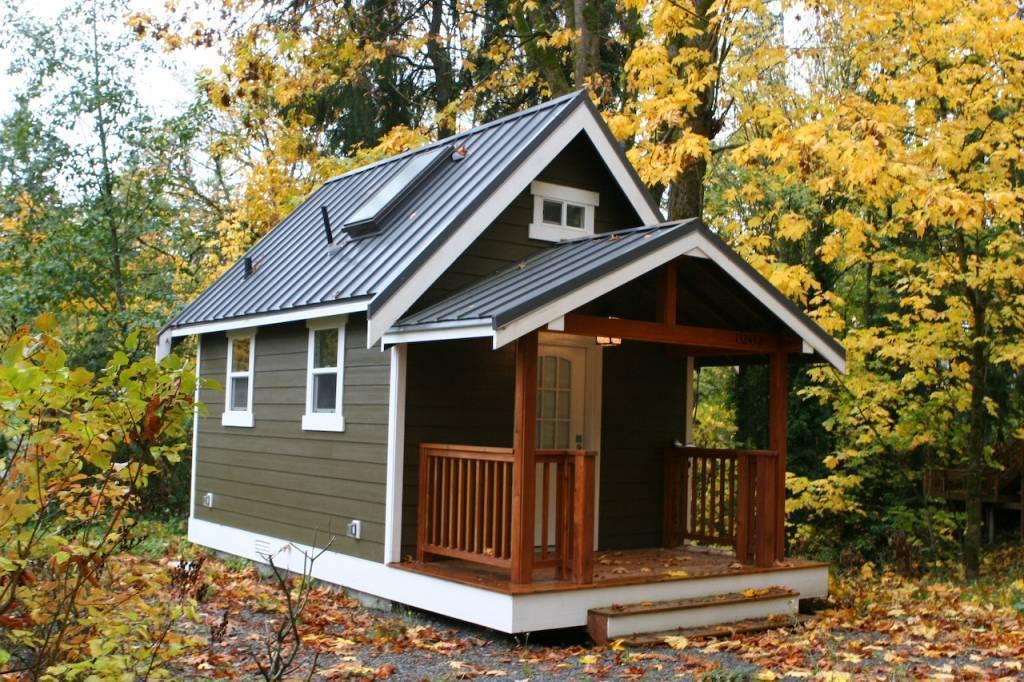 Фото маленьких домов и их постройка своими руками