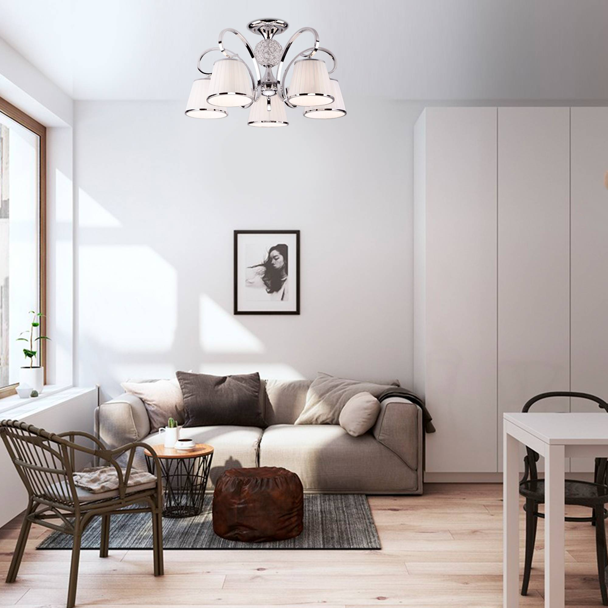 Примеры ярких стилей в интерьере. советы по созданию яркого интерьера.