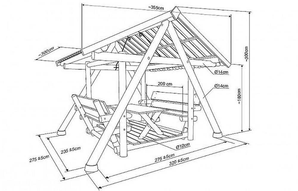 Дачный стол своими руками - 120 фото подбора древесины и выбора формы