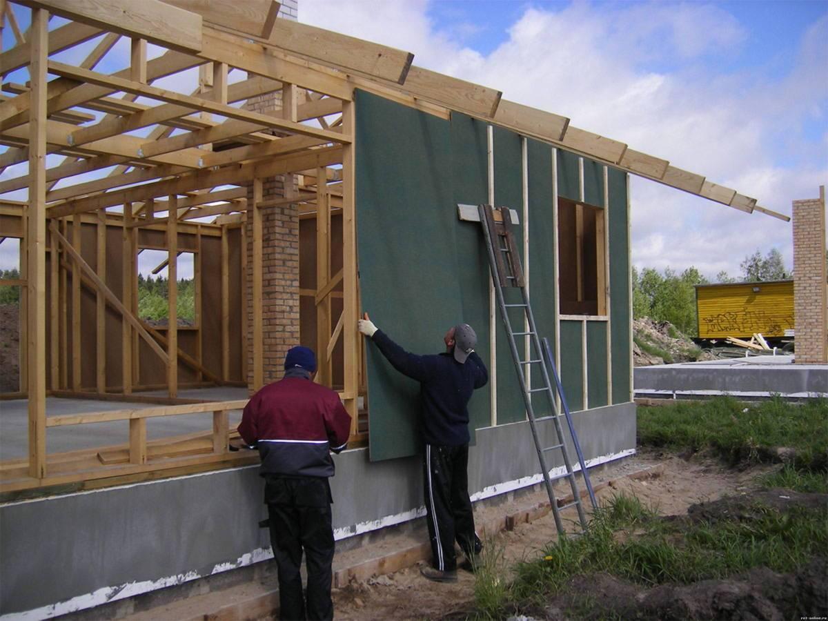 Какой выбрать фасад для каркасного дома?   гид по каркасным домам