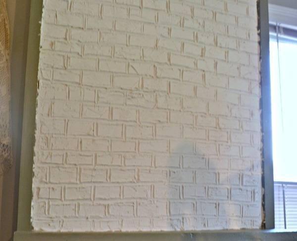 Камень из пенопласта — оформление сада и стен