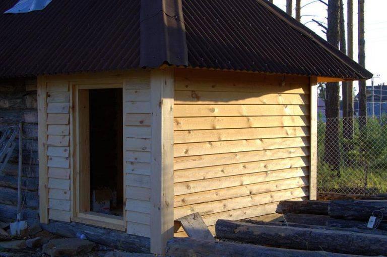 Обшивка стен дома доской снаружи горизонтальным способом