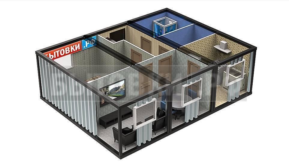 Плюсы модульных домов своими руками для постоянного проживания: пошаговая инструкция- обзор +фото и видео из контейнера