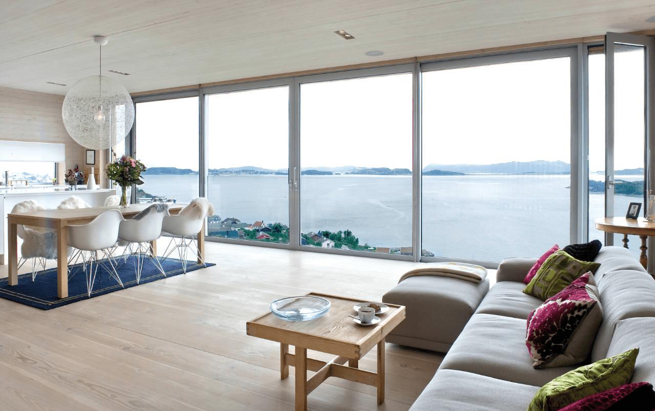 Панорамные окна в квартире: 15 вопросов и ответов + фото | строительный блог вити петрова