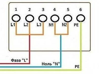 Как правильно подключить варочную панель к электросети