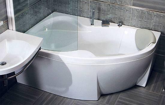 Лучшие акриловые ванны - рейтинг производителей и моделей