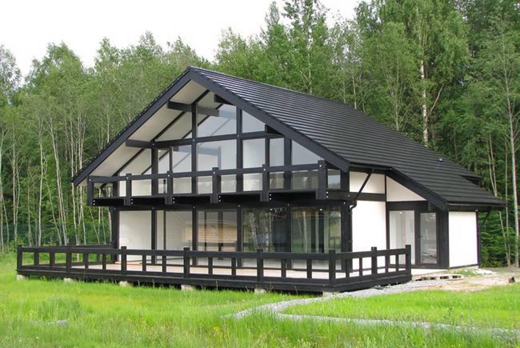Фахверк: технология строительства фахверкового дома