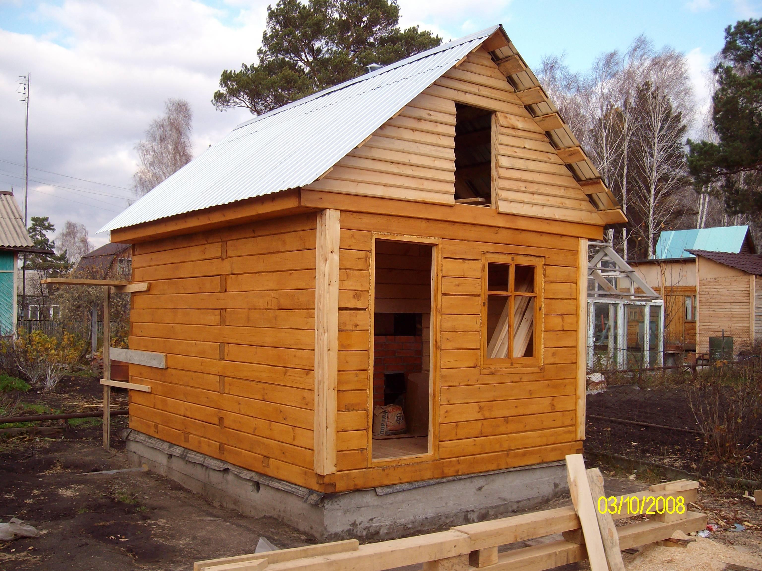 Дачные дома из бруса – как правильно построить – свой дом мечты