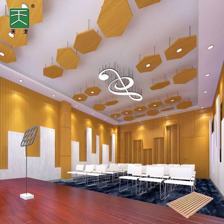 Акустические потолки: виды и сравнение материалов