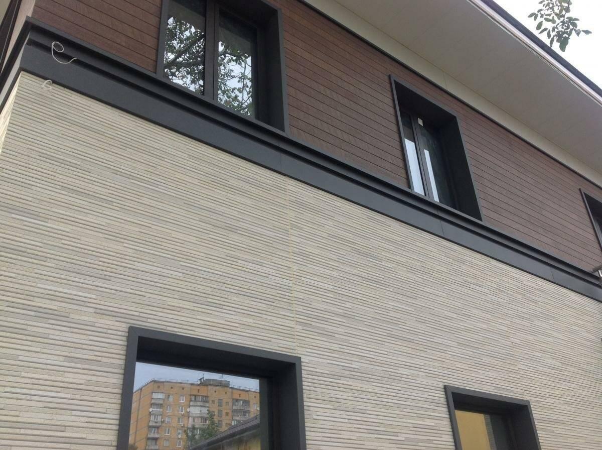 Японский сайдинг – идеальное решение для отделки фасадов