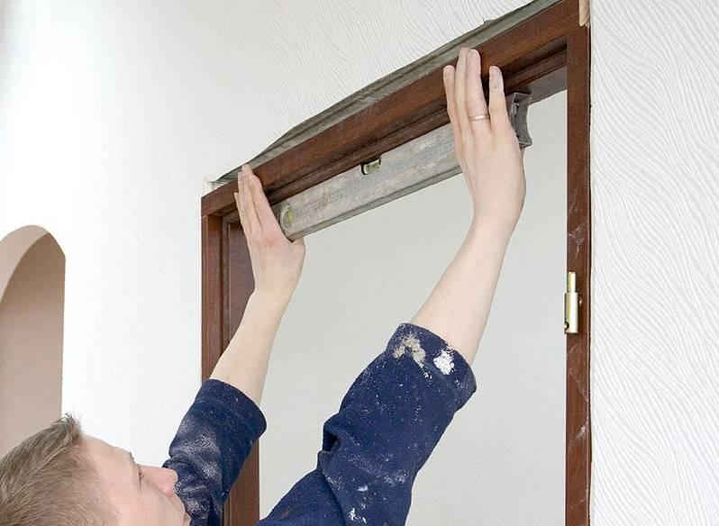Как самостоятельно установить межкомнатную дверь: пошаговая инструкция, советы новичкам,  | ремонтсами! | информационный портал
