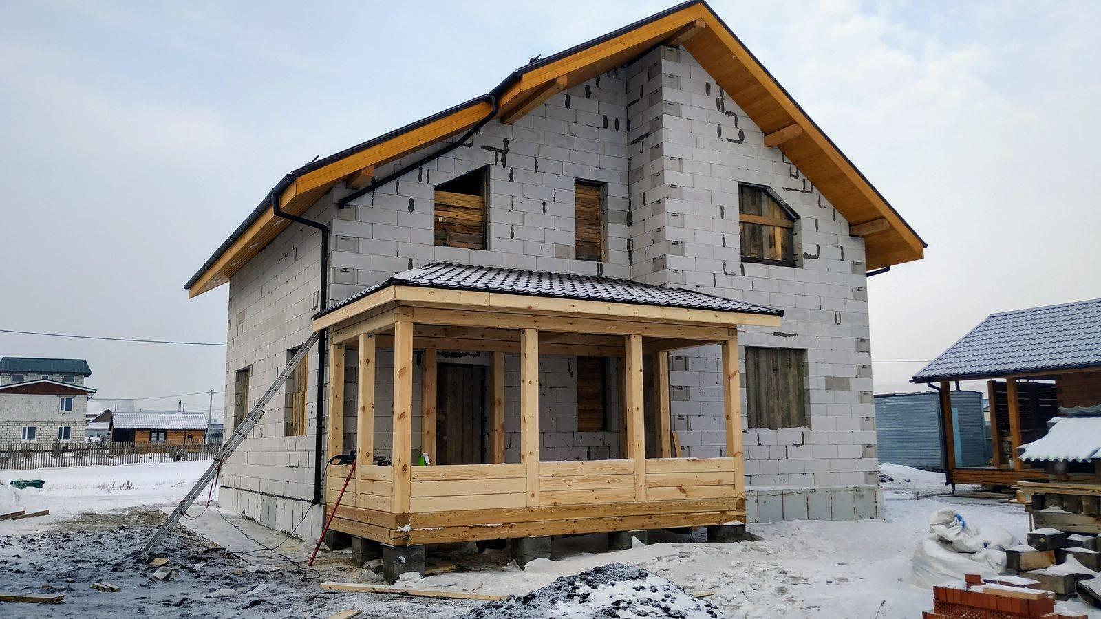 Из чего лучше строить дом - выбираем материал для стен дома