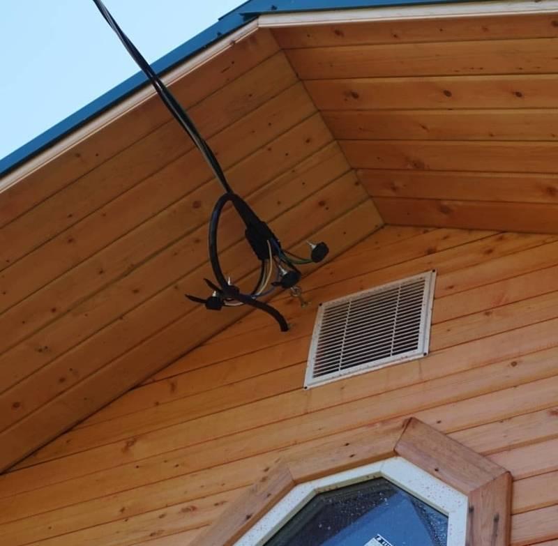 Все нюансы ввода электричества в частный дом: фото, видео, советы способы ввода электричества в дом — промышленность