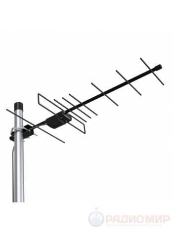 Телевизионная антенна для дачи: выбор, установка, производители